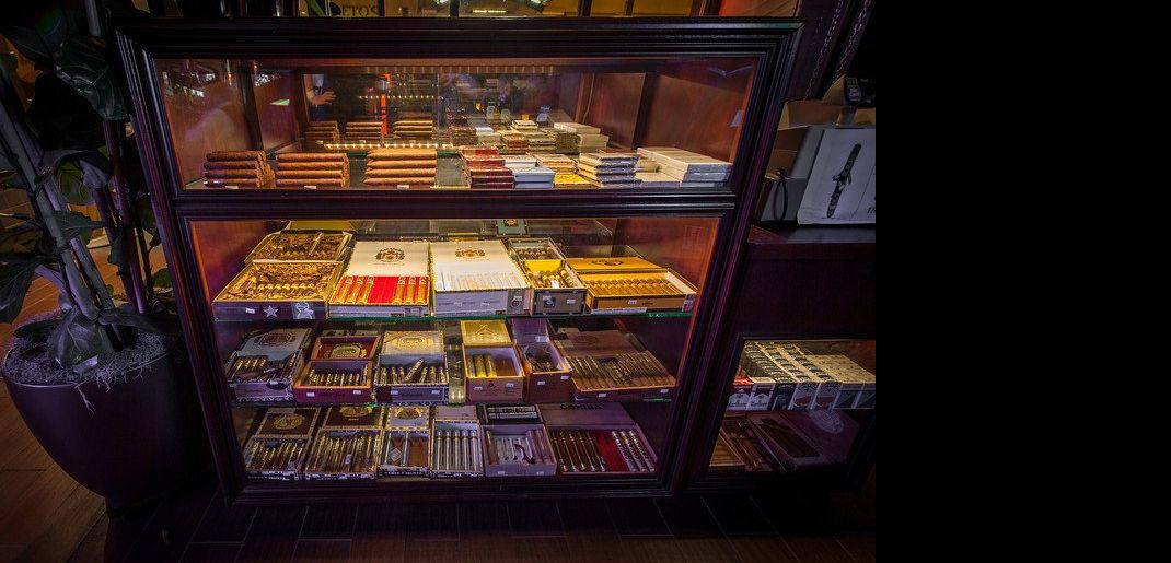 Cigar Counter